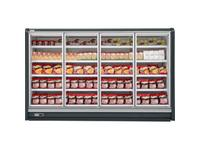 Freezers with Glass Doors