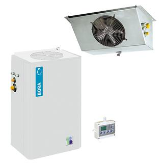 CS - Vertical commercial split refrigeration units