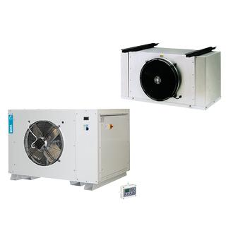 NB - Industrial bi-block refrigeration units
