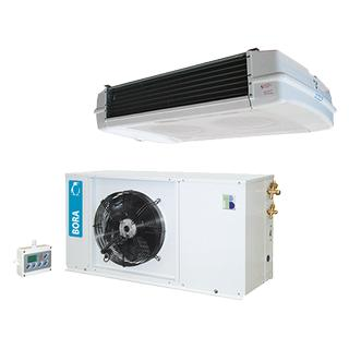 HD - Low noise commercial bi-block units for processing rooms