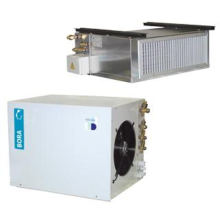 RH - Commercial bi-block units for temperature and humidity control